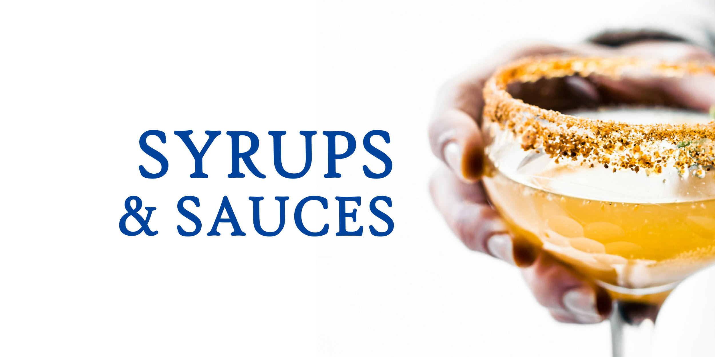 Shop Syrups & Sauces