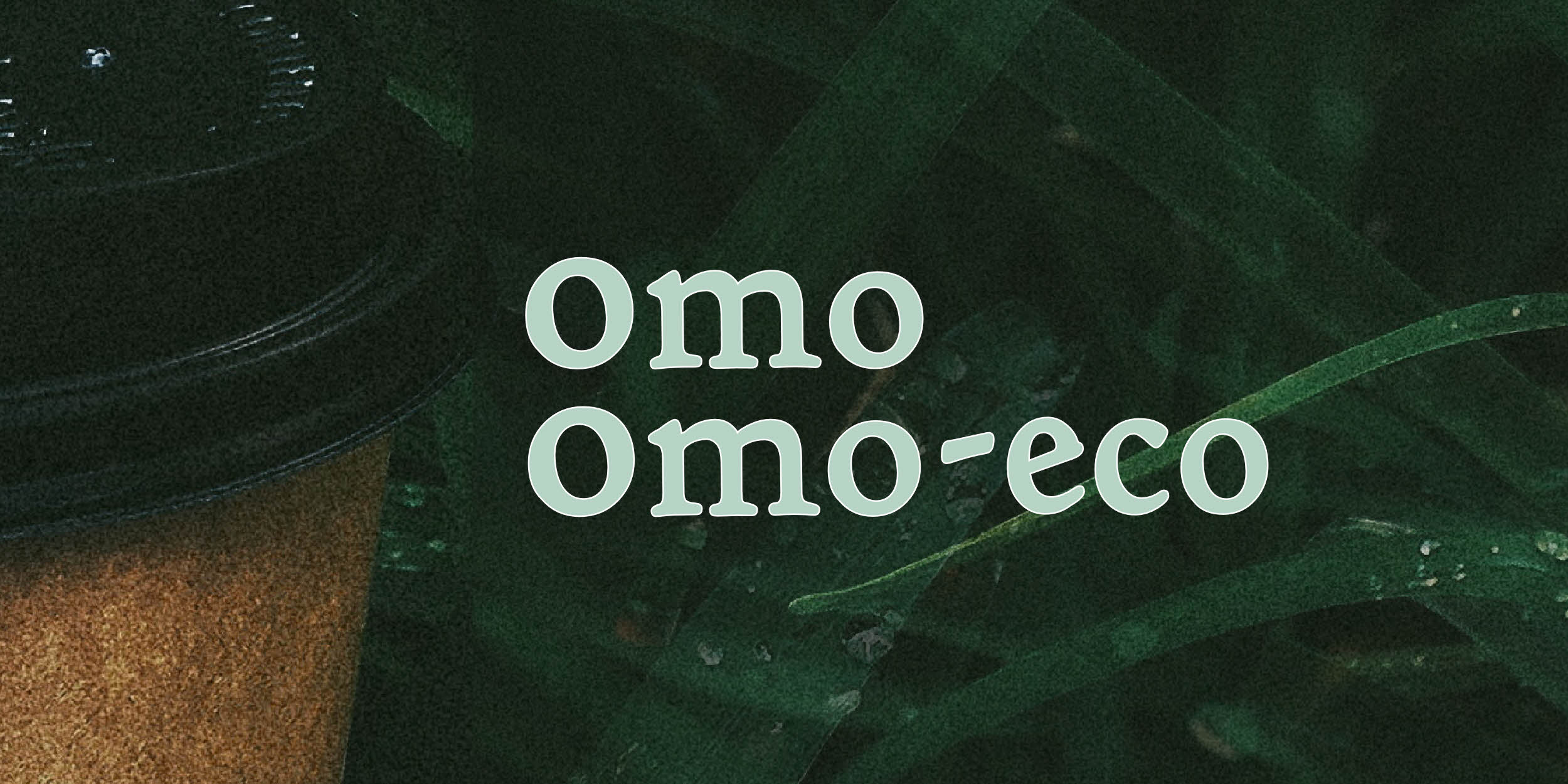 Shop Omo & Omo-Eco Brand